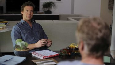 Finishing up: Matt Passmore in <i>The Glades</i>.