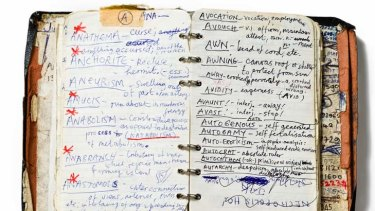 History … a Nick Cave diary.