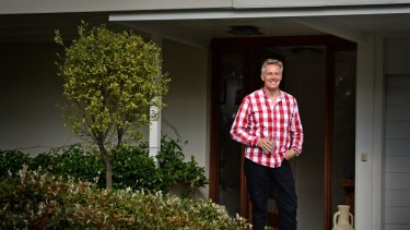 Not standing for re-election: MP Tim Owen.