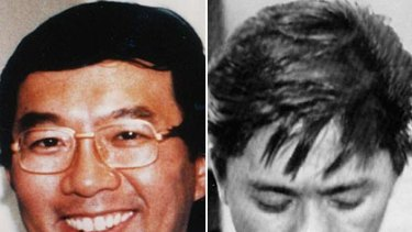 Murdered ... Dr Victor Chang, left, was killed by Choon Tee Lim