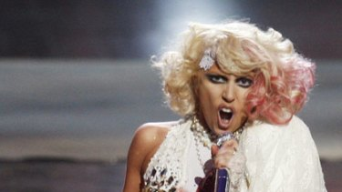 """""""Gross"""" ... new staff find Lady Gaga's management style thoroughly off-putting."""