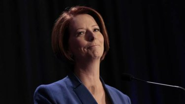 Sorry guys... Prime Minister Julia Gillard says high speed rail between Canberra and the coast is still a long way off.
