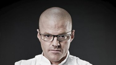 Heston Blumenthal ... insists he's not a workaholic anymore.