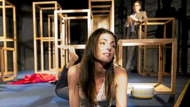 Silvia Colloca and Matt Zeremes are a delight to watch in <i>The Bull, the Moon and the Coronet of Stars</i>.