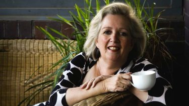 """I wasn't as far right as Tony Abbott but now I'm considered frightfully left-wing.'' ... Jane Caro."