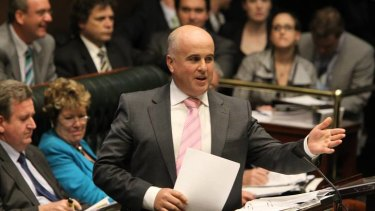 Bold changes ... The NSW Education Minister, Adrian Piccoli, hopes to remove underperforming teachers from classrooms.