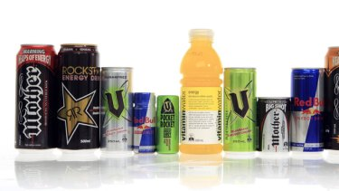 More than 300 calls have been made to the NSW poisons centre regarding adverse reactions to energy drinks.