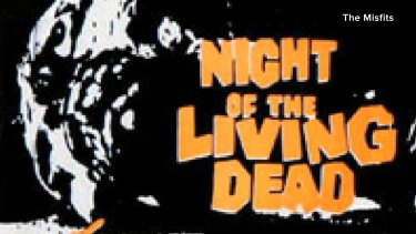 'Night of the Living Dead' is the fourth single by the horror punk band The Misfits, released on October 31, 1979.