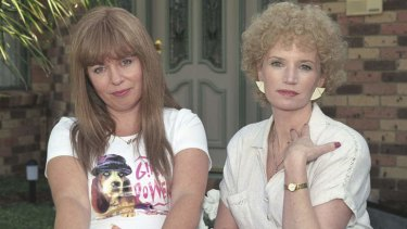 Kath and Kim: The ultimate bogans.