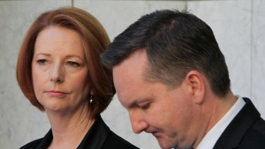 Prime Minister Julia Gillard and Immigration minister Chris Bowen have announced their intention to legislate to pursue offshore processing of asylum seekers.