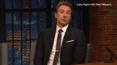 Dax Shepard told Seth Meyers that Game of Thrones has kept his marriage to Kristen Bell alive.