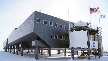 The National Science Foundation's Amundsen-Scott South Pole Station