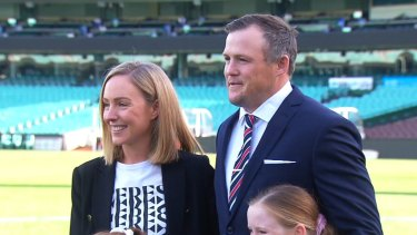 Roosters bring add former star Brett Morris to coaching ranks.