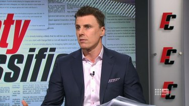 Essendon great Matthew Lloyd admits he'd do the infamous internet domain deal again despite his club being fined $85,000