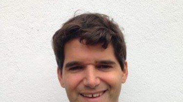Ignacio Echeverria, 39, was stabbed in the back as he tried to fight the attackers with a skateboard.
