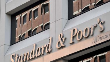"""Standard & Poor's, despite its tarnished reputation, has downgraded the very government that struggled so hard to clean up the mess the ratings agencies created in the first place."""