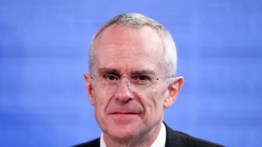 ACCC boss Rod Sims didn't pull any punches in outlining problems in the energy market.