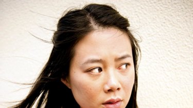 Aileen Huynh in <i>A Quiet Night in Rangoon</i>.