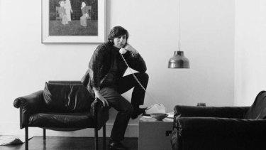 International success … Roman Polanski in London in 1969, the same year his wife Sharon Tate was murdered in LA.