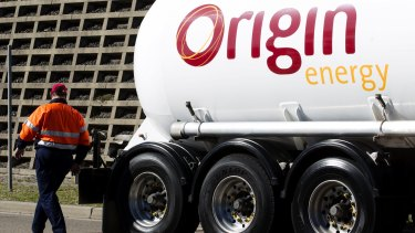 Origin Energy has laid into the 'unprecedented' intervention on energy.