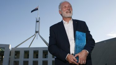 Professor Patrick McGorry is the 2010 Australian of the year.