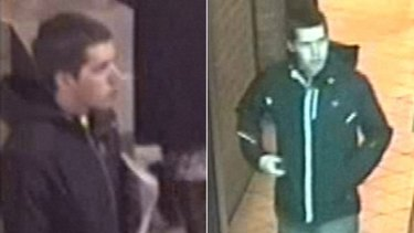 Metro mystery ... The young man was found carrying no identification, except for a Myki card.