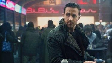 Ryan Gosling in <i>Blade Runner 2049</i>.