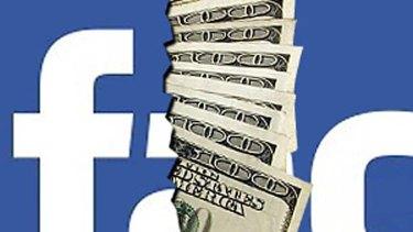 Social network giant Facebook is seeking to raise US$5billion in a public float.