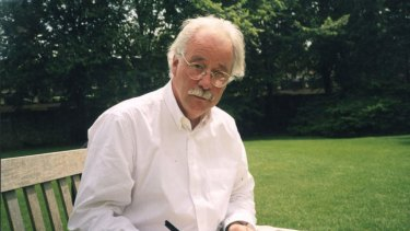 """W. G. Sebald pays tribute to """"these colleagues who have gone before me""""."""