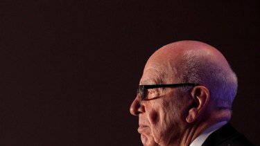 Rupert Murdoch cuts and spends.