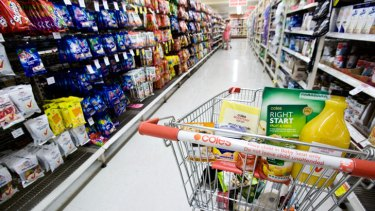 Supermarkets argue global suppliers make fat profits by charging Australian retailers more.