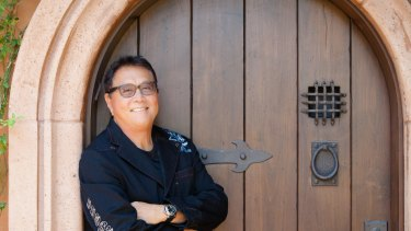 Businessman and investor Robert Kiyosaki is coming to Australia. He predicts another crash in 2016.