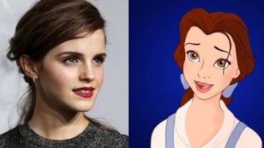 Emma Watson is Disney's next Belle.