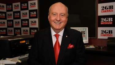 Alan Jones has criticsed Premier Mike Baird over his government's proposal to move the Powerhouse Museum to Parramatta.