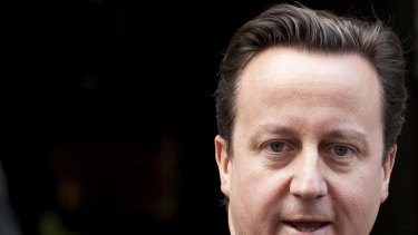 British Prime Minister David Cameron said 'moral neutrality is not going to cut it any more'.