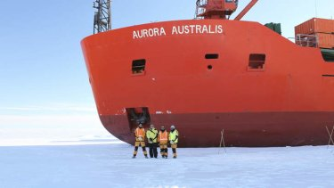 The Labor government has begun a program to replace ageing resupply ship Aurora Australis, while the Coalition will reverse cuts to Australia's Antarctic program.