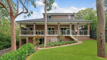 Hornsby has the most at-risk properties.