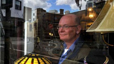 """""""It's giving the addicts licence"""" ... John McEwen says the centre deters new businesses."""