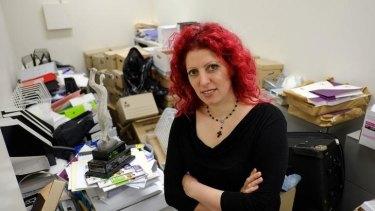 Union power struggle: Diana Asmar.