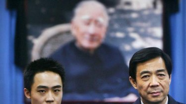 Bo Guagua ... While Bo Xilai, now purged from the Politburo, was reviving Maoist nostalgia on his official's salary of about $US1600 per month, his son was renting a presidential-style suite at Oxford and driving a Porsche in the US.