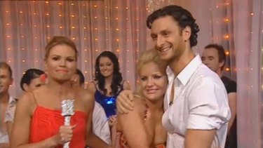After the moves ... the judgment: Brynne Edelsten and Arsen  Kishishian.