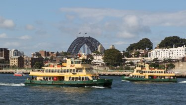 Increasingly, Sydney's self-narrative is about perfection and fear.