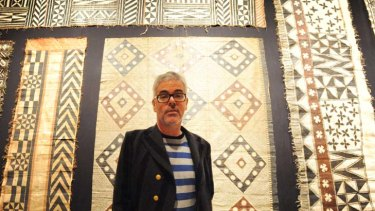''I've got significant grounds to have faith'' … David Walsh, owner of MONA, is eager to keep his museum open.