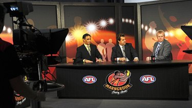 The ABC has dumped the <i>Marngrook Footy Show</i>.