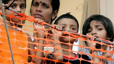 Australia's treatment of asylum seekers has been consistently criticised by the UNHCR.