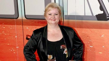 Magda Szubanski ... tried to generate support for marriage equality.