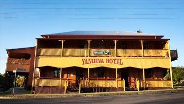 The Yandina Hotel. Photo: Supplied.