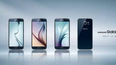 Metal and glass: Samsung has announced its newest flagship, the Galaxy S6.
