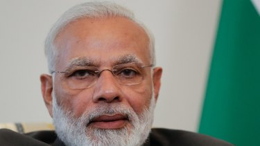 "India's Prime Minister Narendra Modi said he was ""anguished"" by the tragedy."