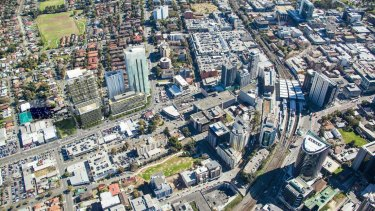 The new plan is to continue to concentrate jobs in Parramatta, as well as Sydney's CBD.